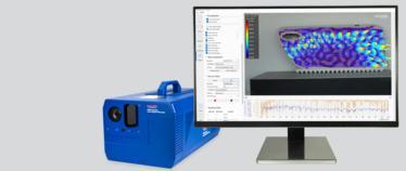 OptoSCAN - Программное для сканирующих виброметров