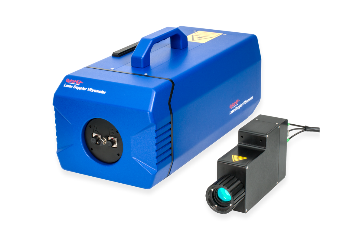 flexible and mobile laser Vibrometer