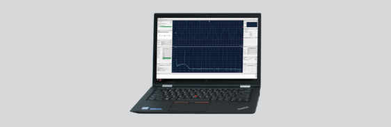 [Translate to Chinesisch:] Single Point Laser Vibrometer Analysis Software