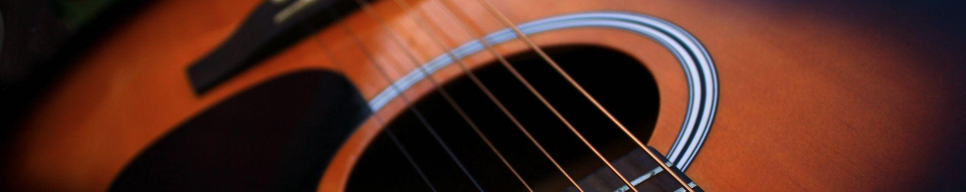 acoustics musical instruments