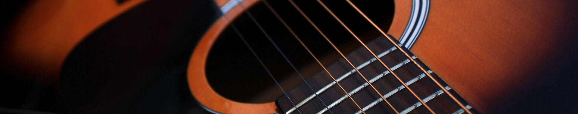 Akustik Musikinstrumente