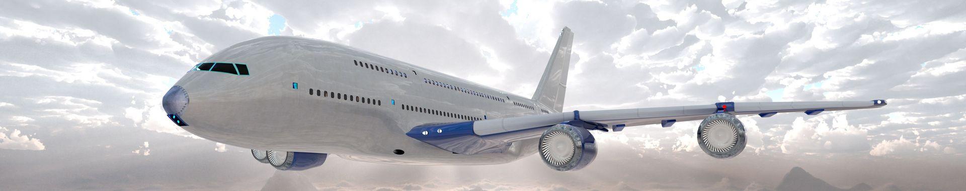 [Translate to Japanisch:] vibration airplane