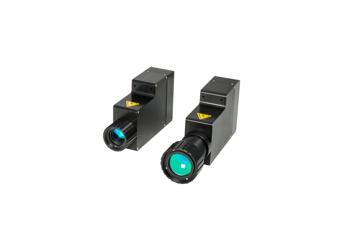 laser vibrometer measurement heads