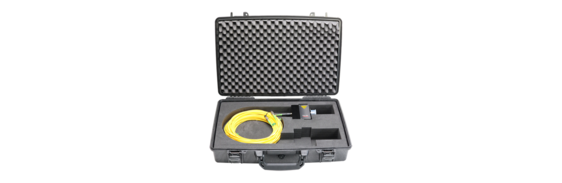 Transport Case Manual Focus Fiber Head