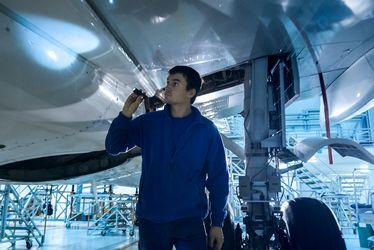 лазерная виброметрия для обнаружения рыхлого ривита